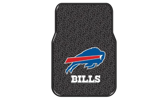 NFL 343 Bills Car Front Floor Mat