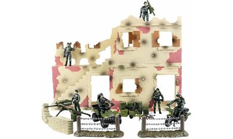 Click N' Play Urban Warfare Battlefield Military Play Set (44-Piece) 4a2bce90-ef60-4bfd-9796-ce243c97e69e