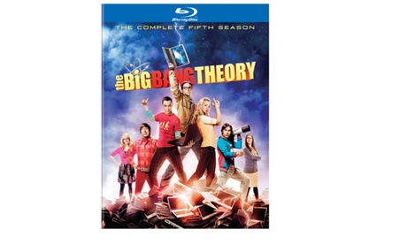 The Big Bang Theory: The Complete Fifth Season (Blu-ray) b2a85e11-6149-441c-8818-5b9d74489ff5