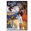 'Antibes Cote D'Azur' Canvas Art