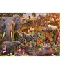African Animals: 3000 Pcs