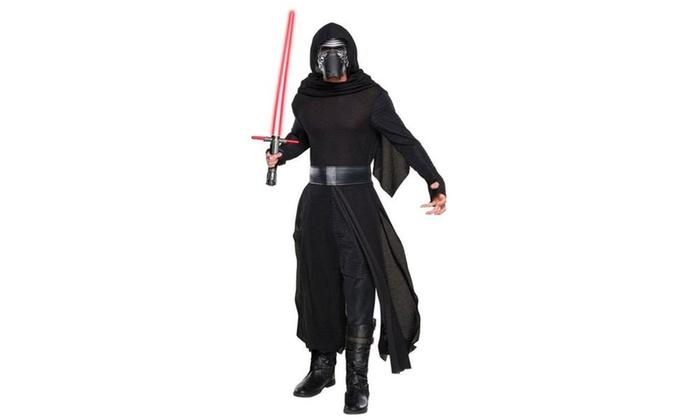Star Wars Episode VII - Deluxe Kylo Ren Costume For Men