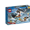 LEGO City Coast Guard Heavy-Duty Rescue Helicopter 60166 Building Kit