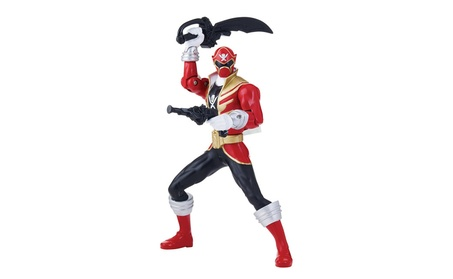 Power Rangers Super Megaforce Double Battle Action Red Ranger 145773f7-70b0-4b6e-8d5e-af0ad226c56c