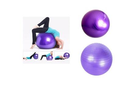 Anti Burst Balls Fitness Body Fitness Gym Exercises Equipment 55 cm