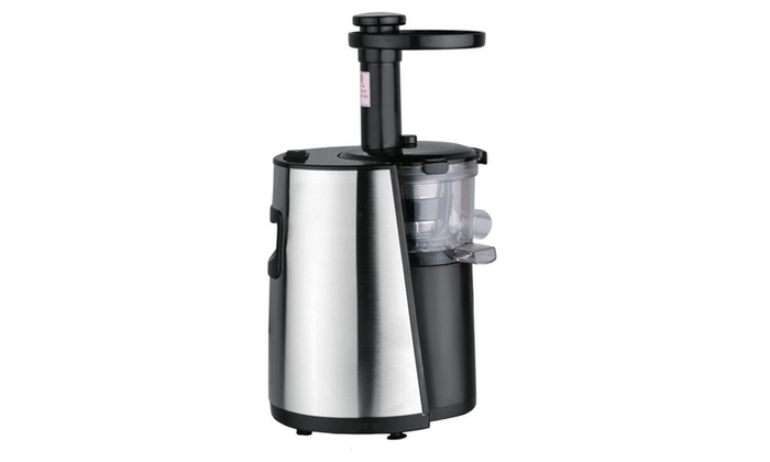 Slow Juicer Groupon : Up To 57% Off on Chef s Star Slow Juicer Groupon Goods