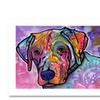 Dean Russo 'Roxy' Paper Art