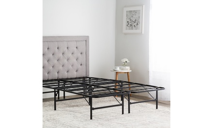 "Weekender 14"" Folding Platform Bed Frame"