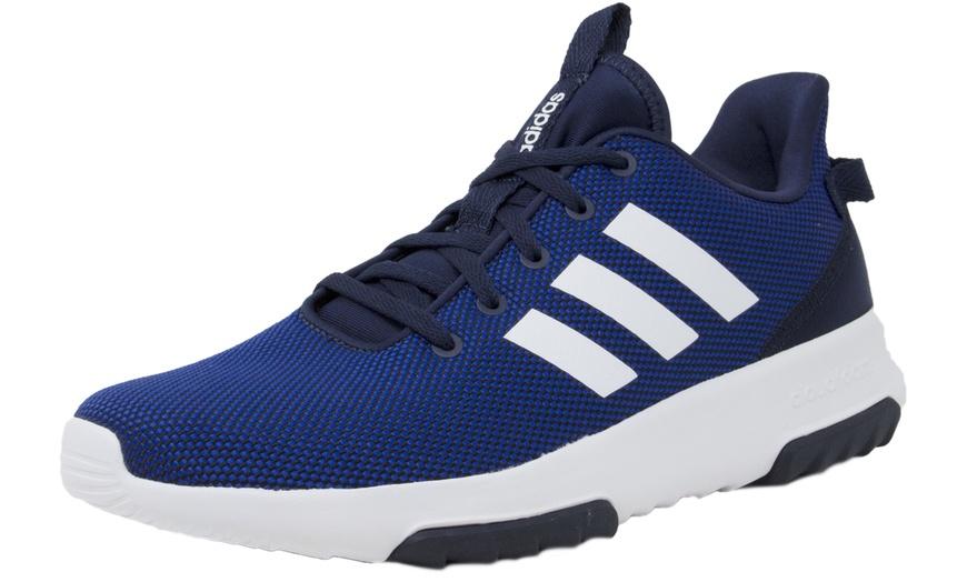 Adidas Men's Cloudfoam Racer Tr Ankle-High Running Shoe