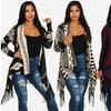 Women's One SIze Long Sleeve Open-Front Cardigans
