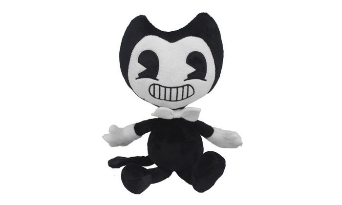 children kids bendy and the ink machine plush doll cute toy gift