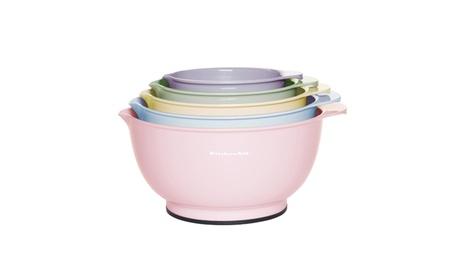 KitchenAid Mix Bowls Set (5-Pack) photo