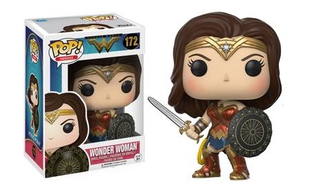 Funko POP Movies DC Wonder Woman Movie Wonder Woman Action Figure - Brown 79c9d914-de05-4d1f-b358-ec3a7d759bff