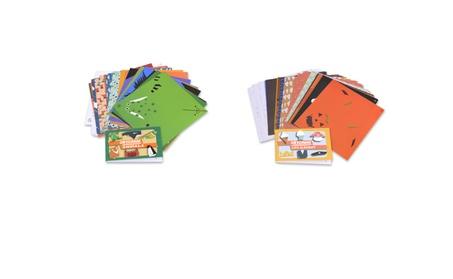 Kid DIY Creative Animal/Life Element Puzzle Toy Handicraft Origami Paper 15c5854e-38f8-4181-911f-2e87cf865770