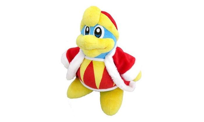 59366252d5df Nintendo Kirby Super Star King Dedede Plush Toy 10''