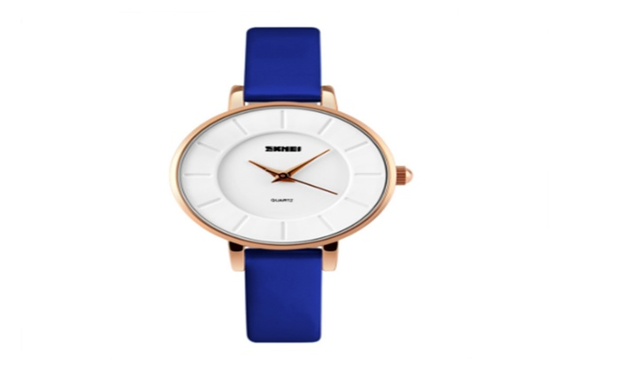 NOBLAG: Minimalist Women's Watch Gold-Tone 30mm