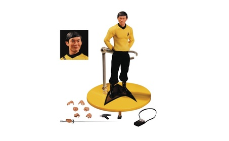 Star Trek: Sulu One:12 Action Figure 966290ce-59c0-4862-95df-b24cdc260f4a