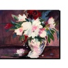 Sheila Golden Homage to Manet  Canvas Print