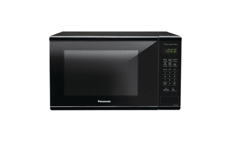 Panasonic Consumer 1.3cu. ft. Countertop Microwave Oven, Black photo