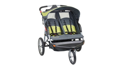 Baby Trend - Expedition Double Jogging Stroller, Carbon 567fd08a-d892-46d4-836f-267a819d3164