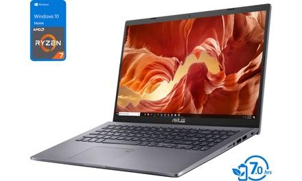 "ASUS M509 , 15"" HD, Ryzen 7 3700U, 8GB RAM, 512GB SSD, Windows 10 Home"