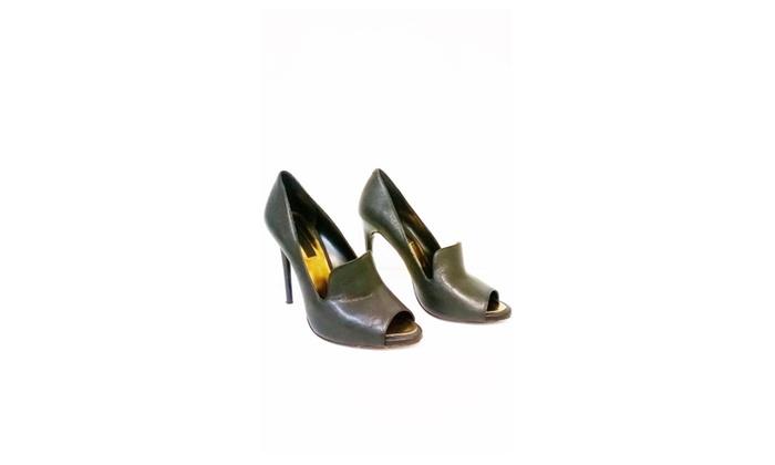 BCBG MAX AZRIA Ladies Leather Shoes