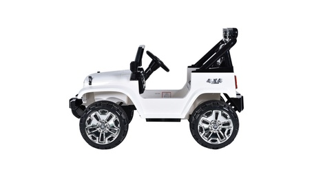 Costway 12V Kids Ride on Truck Jeep Car RC Remote Control