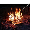 3 Pack Charcoal Companion Glow-In-The - Dark Telescoping BBQ Fork