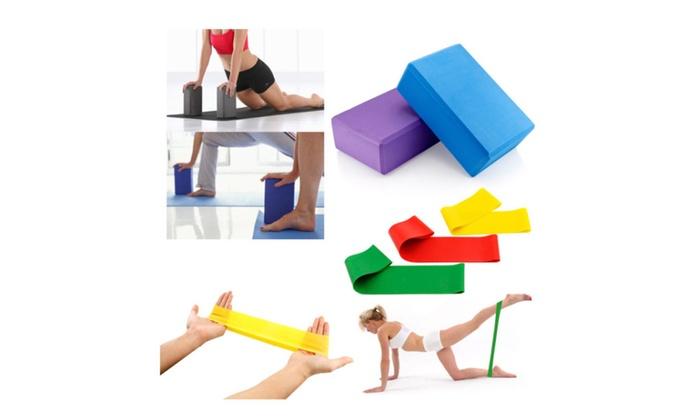 Yoga-Foaming-Foam-Brick-Block-Home-Health-Gym-Exercise-Fitness