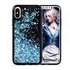 iPhone X Glitter Case, iPhone 10 ,Ruky TPU Bumper Protection Glitter