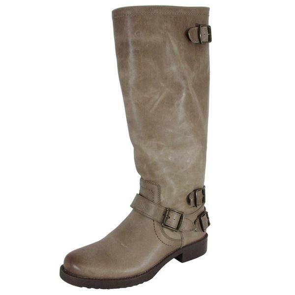 517bac4f1777 Arturo Chiang Women Ella Leather Riding Boots