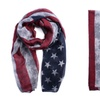 Oblong American Scarf
