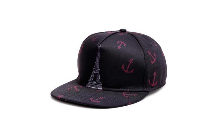 Snapback Unisex Hat Hip Hop Adjustable Baseball Cap