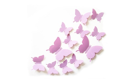 PROXC 3D Butterfly Wall Art bb1f0534-acc8-4d2c-811d-20c1b7ea2df9