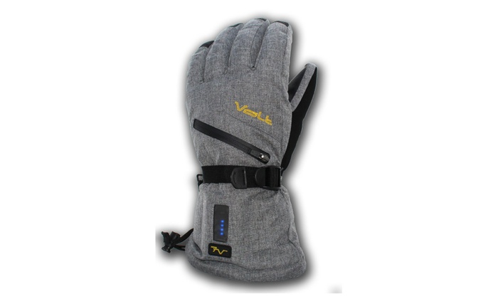 Volt Maxima Heated Gloves w/batteries and charger