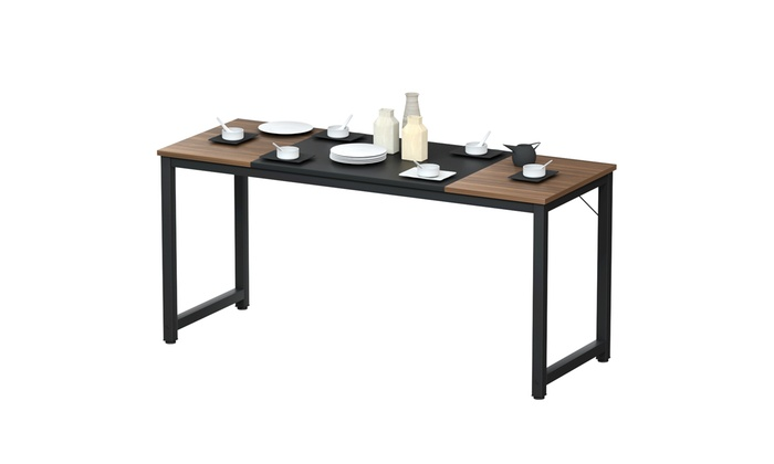 Up To 33 Off On 63 Dining Table Rectangular Groupon Goods