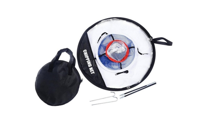 A99 Golf Duo Ring Chipping Net 20 Portable