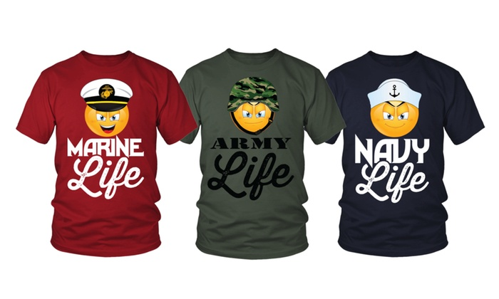 Military Life T-Shirts