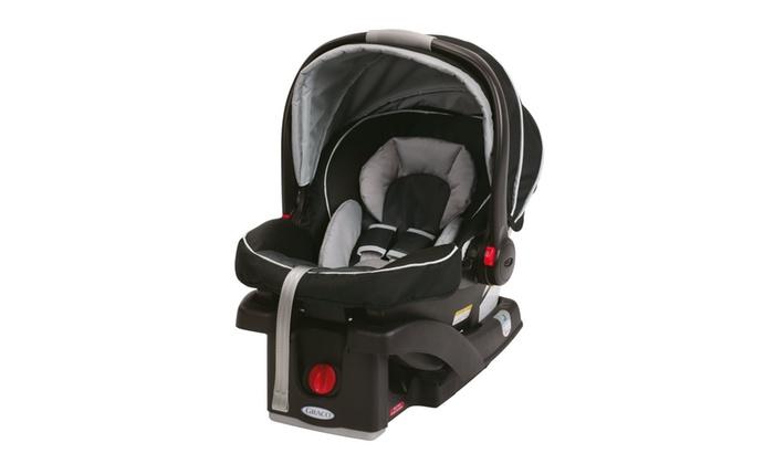 Graco Snugride 35 Infant Car Seat Gotham