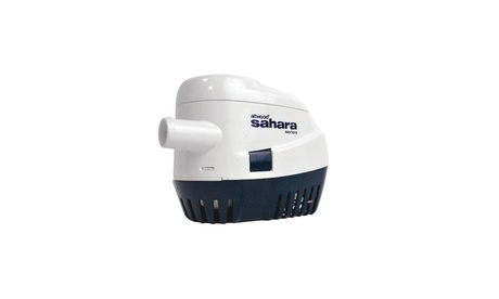 Attwood Sahara Automatic Bilge Pump S500 Series - 12V - 500 GPH photo