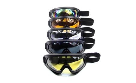 Hot Motorcycle Dustproof Ski Snowboard Sunglasses Goggles Lens 064fca45-07f3-4a65-85a6-817914f8c843