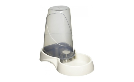 Pet Dispenser Automatic Waterer Dog Cat Drink Water Bowl Dish Small 2c4751aa-7a69-48f8-94fe-b076733185a6