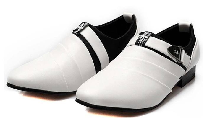 Men's Formal Dress Oxford Wedding Shoes