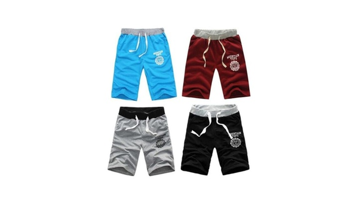 Shorts Men Casual Short Shorts Men\'s Casual Exercise Boardshorts