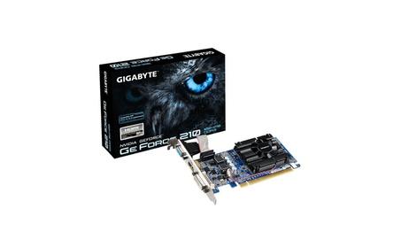 Gigabyte Technology GV-N210D3-1GI REV6.0 Geforce 210 1gb 64bit (Goods Electronics Computers & Tablets Computer Accessories) photo