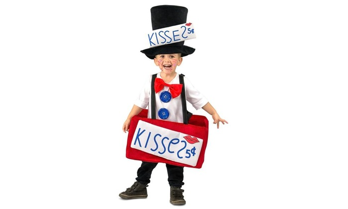 Kissing Booth Infant Costume