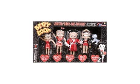 Betty Boop Bendable Boxed Set cc6316d0-3fa4-48b0-868e-81e97d891098