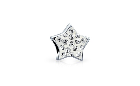 Bling Jewelry Sterling Silver Patriotic Crystal Enamel Star Bead a98d7c75-cf52-4a57-8562-21d41ef864e2