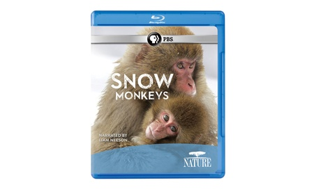 NATURE: Snow Monkeys Blu-ray 3d5956bc-da17-4638-965f-b5019a04aa1c