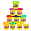 Play-Doh Modeling Compound 10pcs 2oz cans Assorted Colors